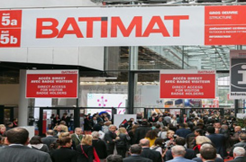 Batimat 2017 / Paris