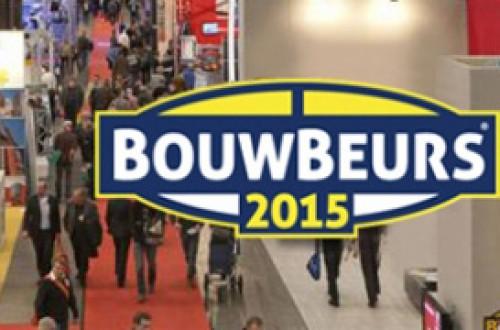 BouwBeurs 2015 / Utrech