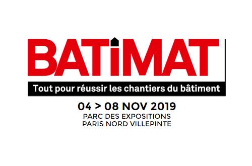 Batimat 2019 / Paris